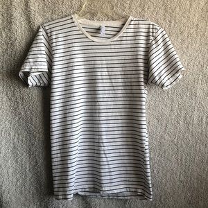 American Apparel Striped Tee